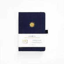 将图片加载到图库查看器,Archer and Olive A5 Autumnal Equinox 192 Pages Dot Grid Notebook - Front Cover with Sleeve - Paper Dream
