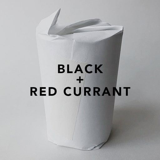 BLACK + RED CURRANT