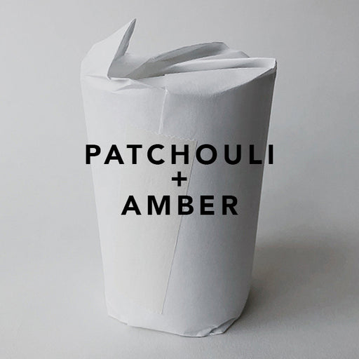 PATCHOULI + AMBER
