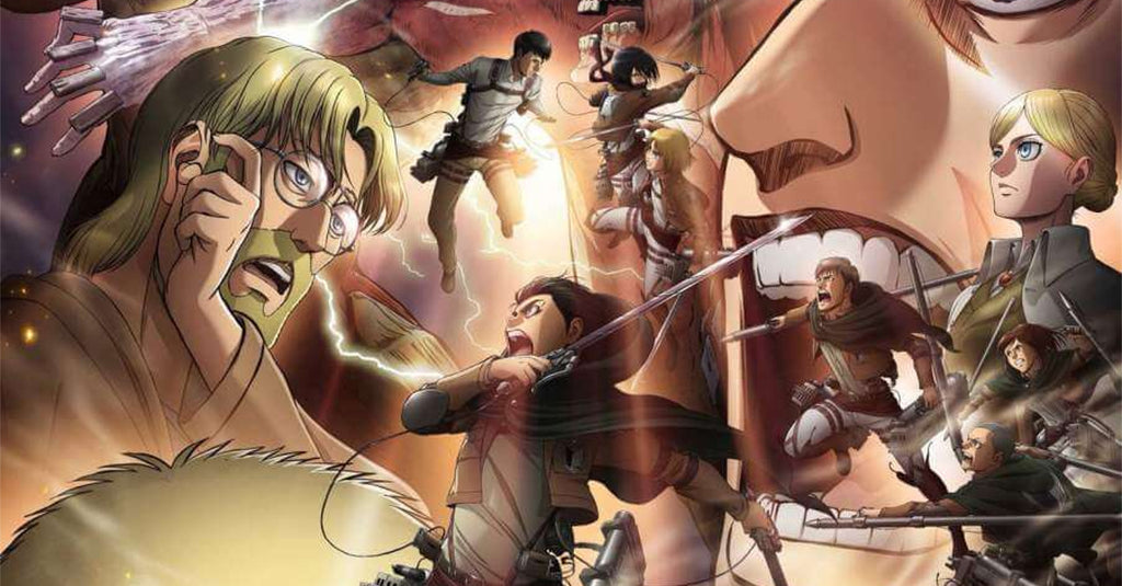 What Happened on Attack On Titan Season 3 Part 2