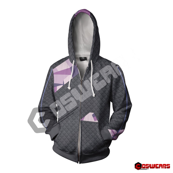 Fortnite - Outfit Moniker Zipped Hoodie