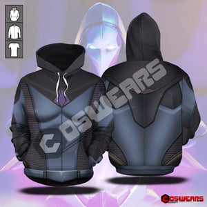 Fortnite - Omen Animated Pullover Hoodie