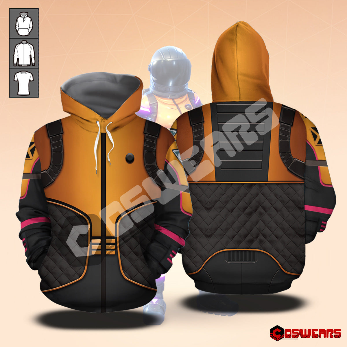 Fortnite - Dark Vanguard Pullover Hoodie