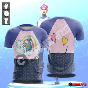 Fortnite - Brite Bomber Outfit T-Shirt