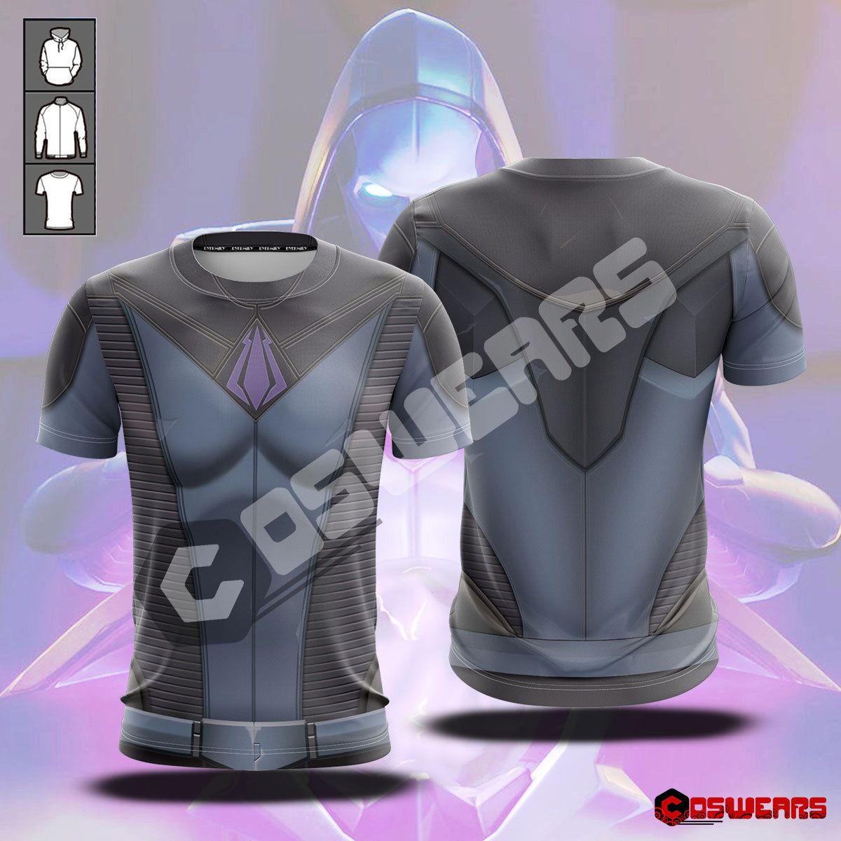 Fortnite - Omen Animated T-Shirt