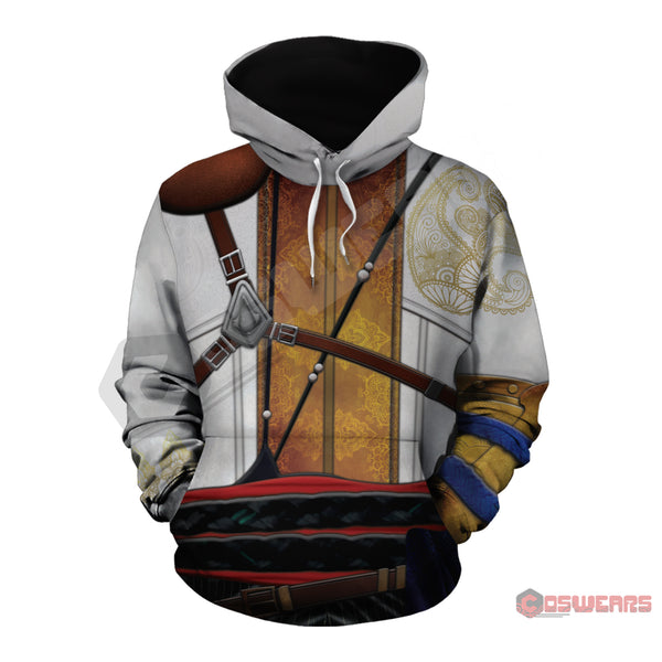 Assassin's Creed Syndicate Inspired Pullover Hoodie