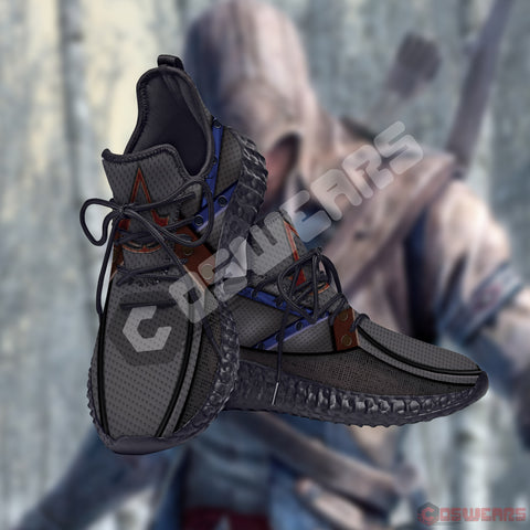 Assassin's Creed Logo Shoes