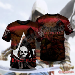 Assassin's Creed : Black Flag T-Shirt