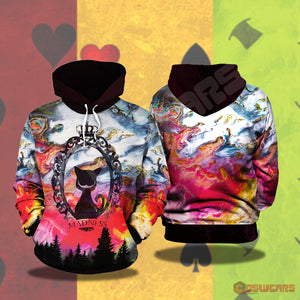 Alice in Wonderland : Madness Pullover Hoodie