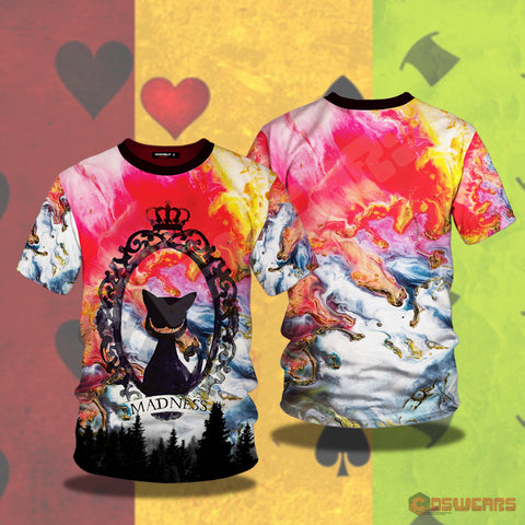 Alice in Wonderland : Madness T-Shirt