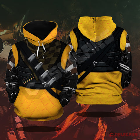 Apex Legends : Mirage Inspired Pullover Hoodie