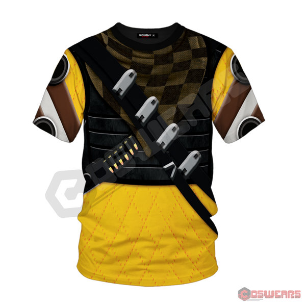 Apex Legends : Mirage Inspired T-Shirt