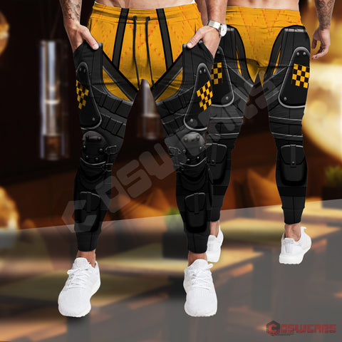 Apex Legends : Mirage Inspired Joggers