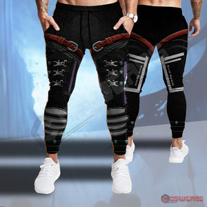 Apex Legends : Wraith Inspired Joggers
