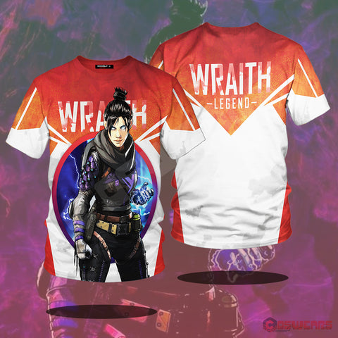 Apex Legend : Wraith Legend T-Shirt