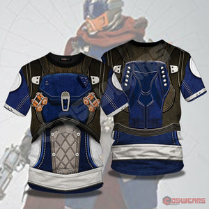 Destiny: Ace of Spades Hunter Inspired T-Shirt
