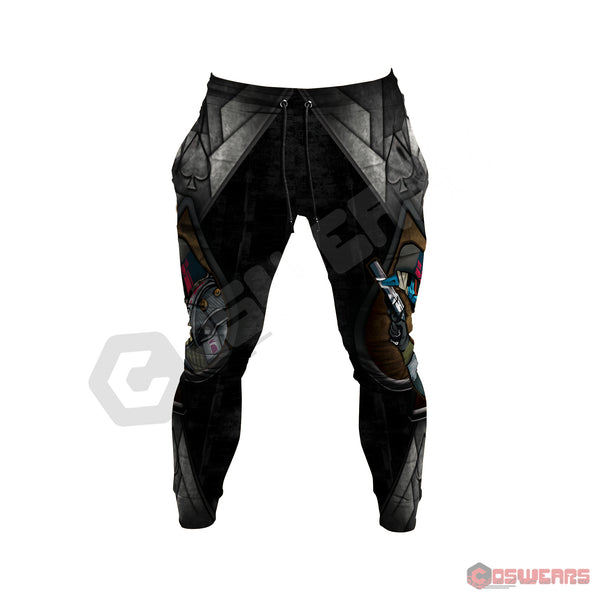 Destiny: Ace of Spades Inspired Joggers