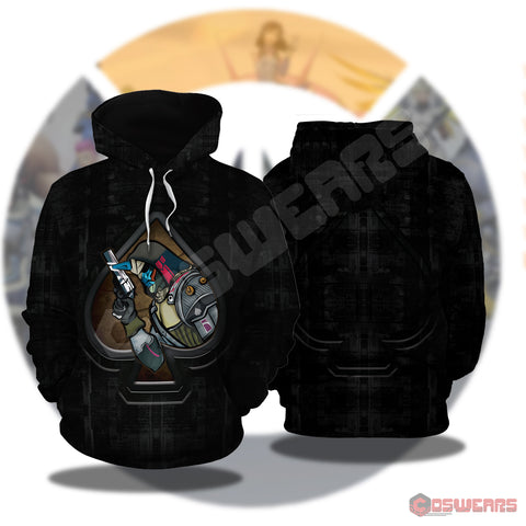 Destiny: Ace of Spades Inspired Pullover Hoodie