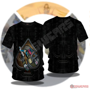 Destiny: Ace of Spades Inspired T-Shirt