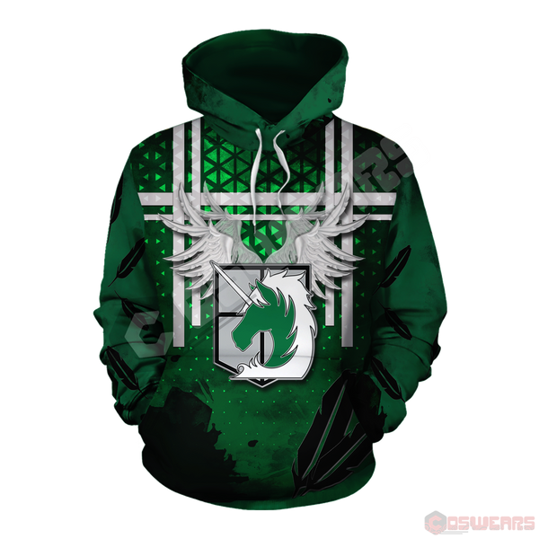 Attack On Titan : Military Police Pullover Hoodie