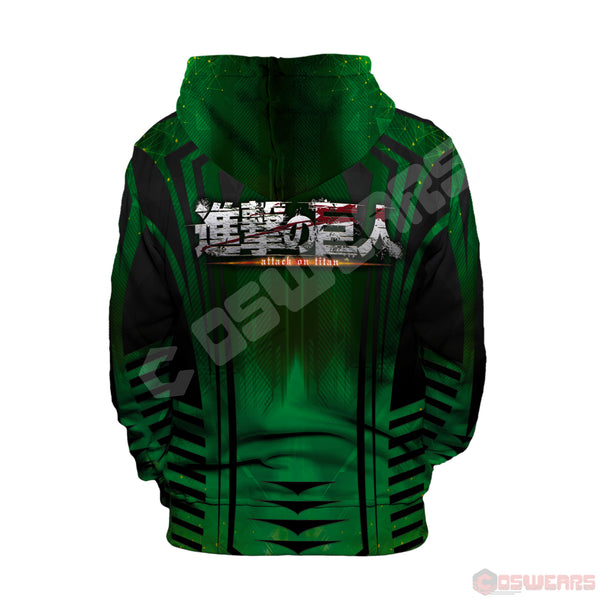 Attack On Titan : Survey Corps Pullover Hoodie