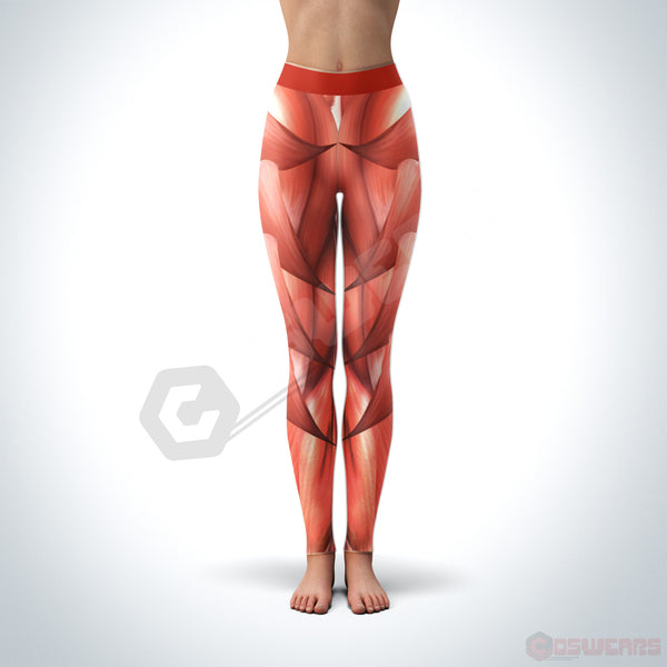 Attack On Titan : Colossal Titan Leggings