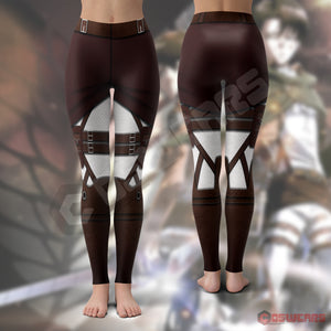 Attack On Titan : Attack On Titan Leggings