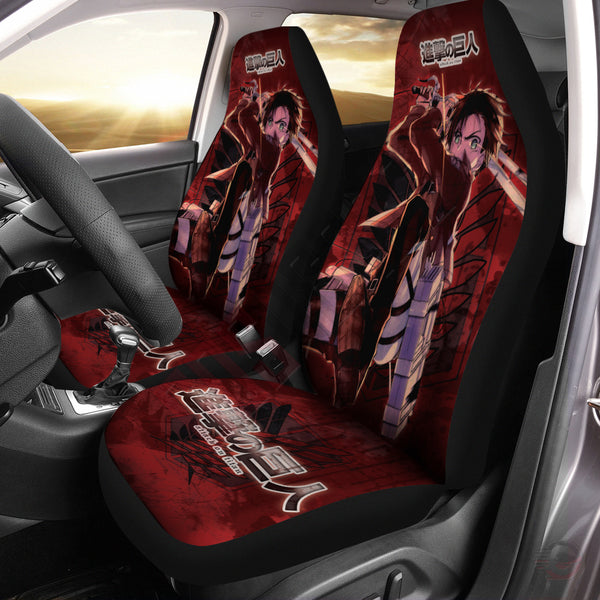 Attack on Titan : Eren Car Seat Cover