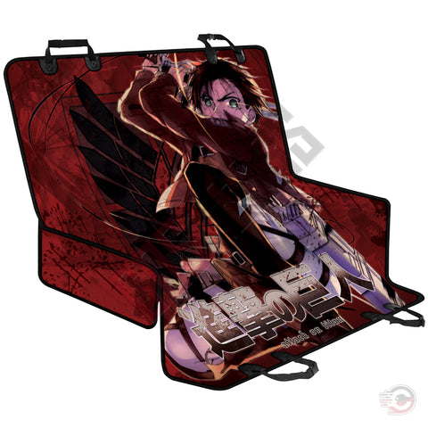 Attack on Titan : Eren Pet Seat Cover