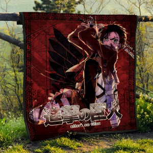 Attack on Titan : Eren Quilt