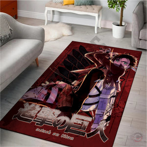 Attack on Titan : Eren Rug
