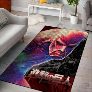 Attack on Titan : Colossus Rug