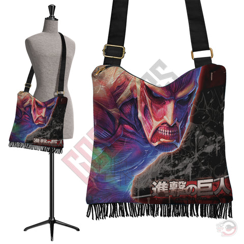 Attack on Titan : Colossus Boho Bag