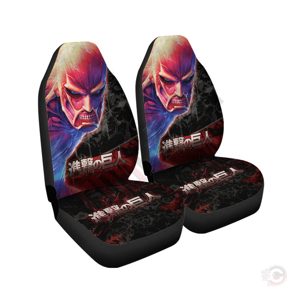Attack on Titan : Colossus Car Seat Cover