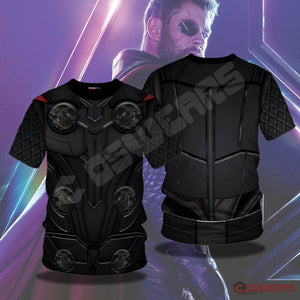 Avengers: End Game Thor Inspired T-Shirt