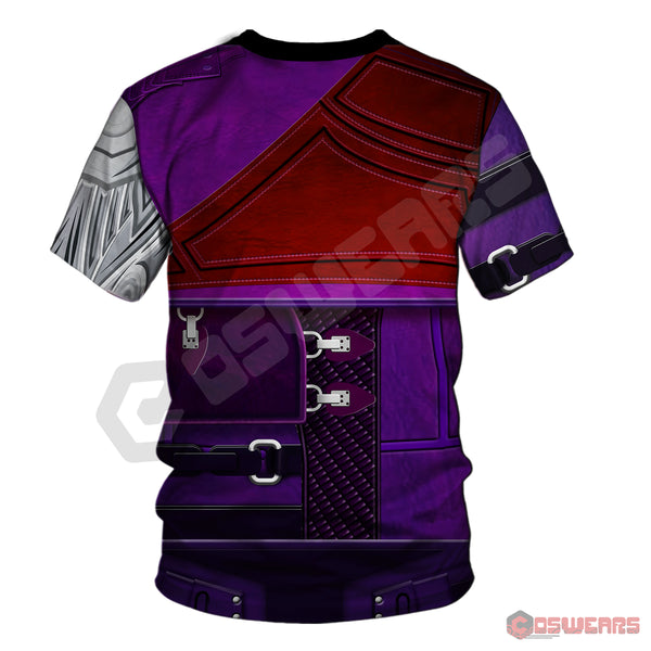 Avengers: End Game Nebula Inspired T-Shirt