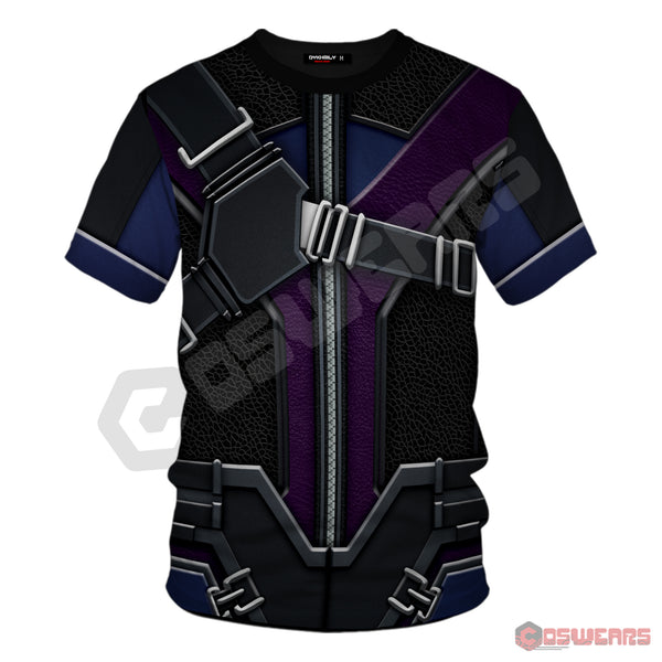 Avengers: End Game Hawkeye Inspired T-Shirt