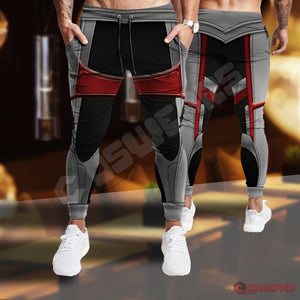 Avengers: End Game Quantum Realm Inspired Joggers