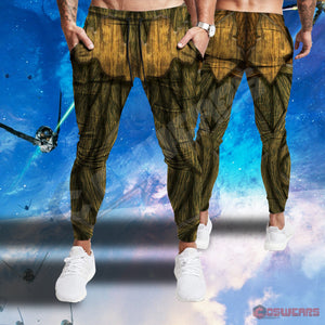 Avengers: End Game Groot Inspired Joggers
