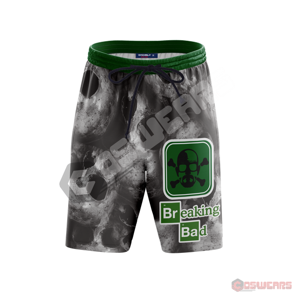 Breaking Bad - Logo Beach Shorts
