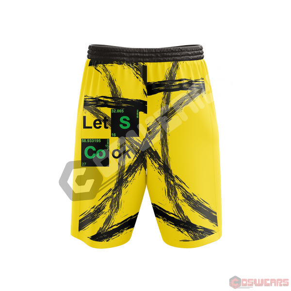 Breaking Bad : Let's Cook Beach Shorts