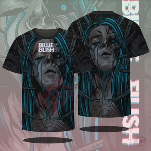 Artists : Billie Eilish T-Shirt