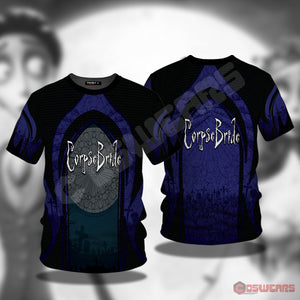 Corpse Bride Inspired T-Shirt