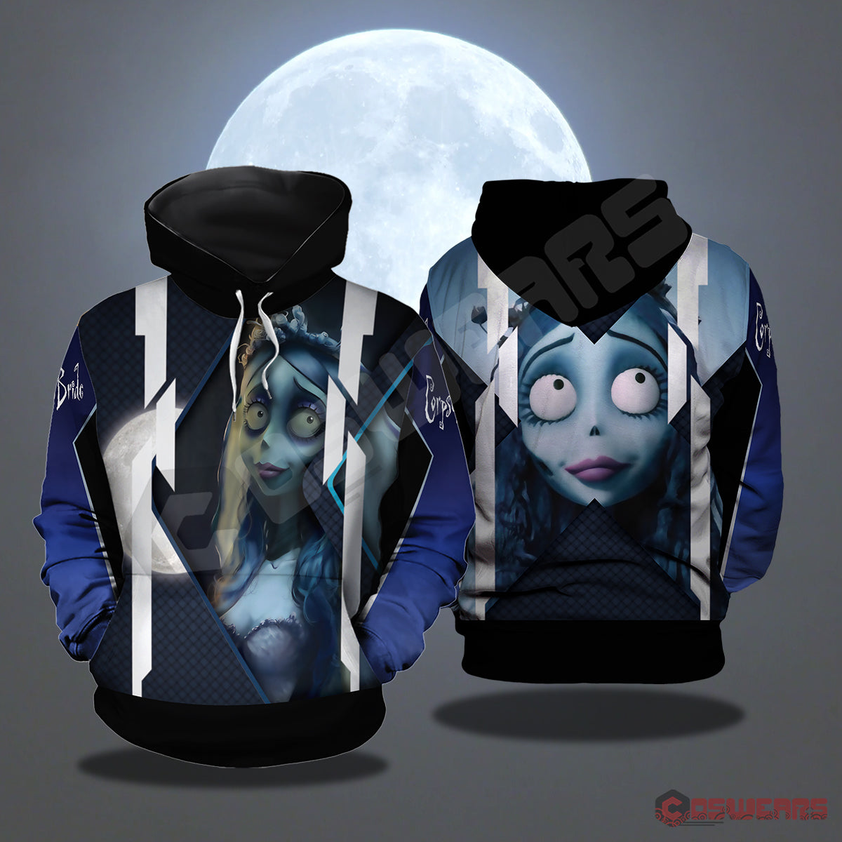 Corpse Bride : The Bride Pullover Hoodie