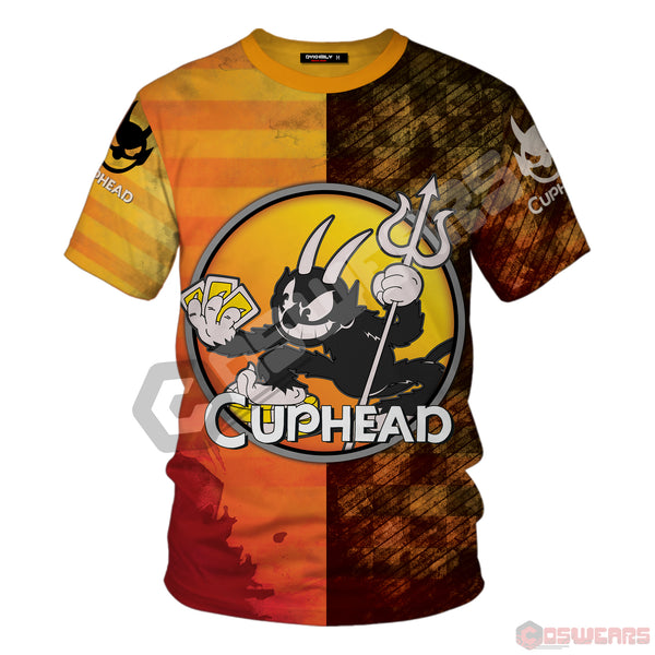 Cuphead : The Devil Inspired T-Shirt