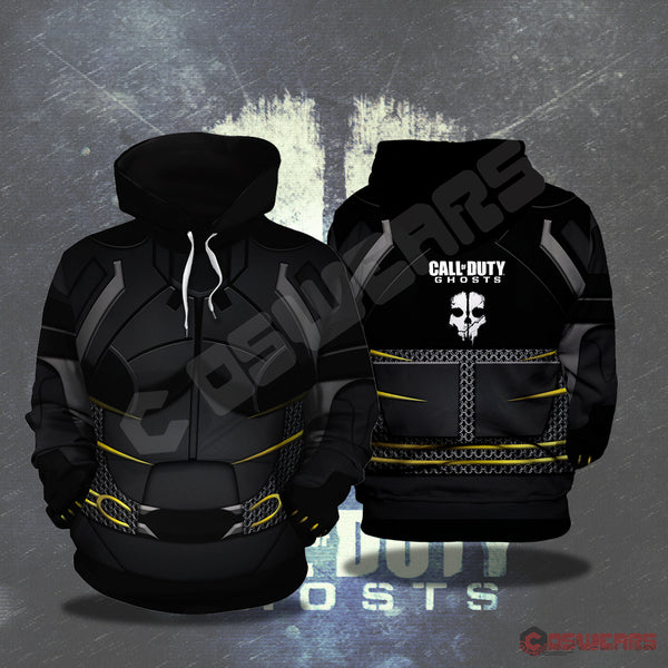 Call of Duty Sneaking Suit Inspired Pullover Hoodie