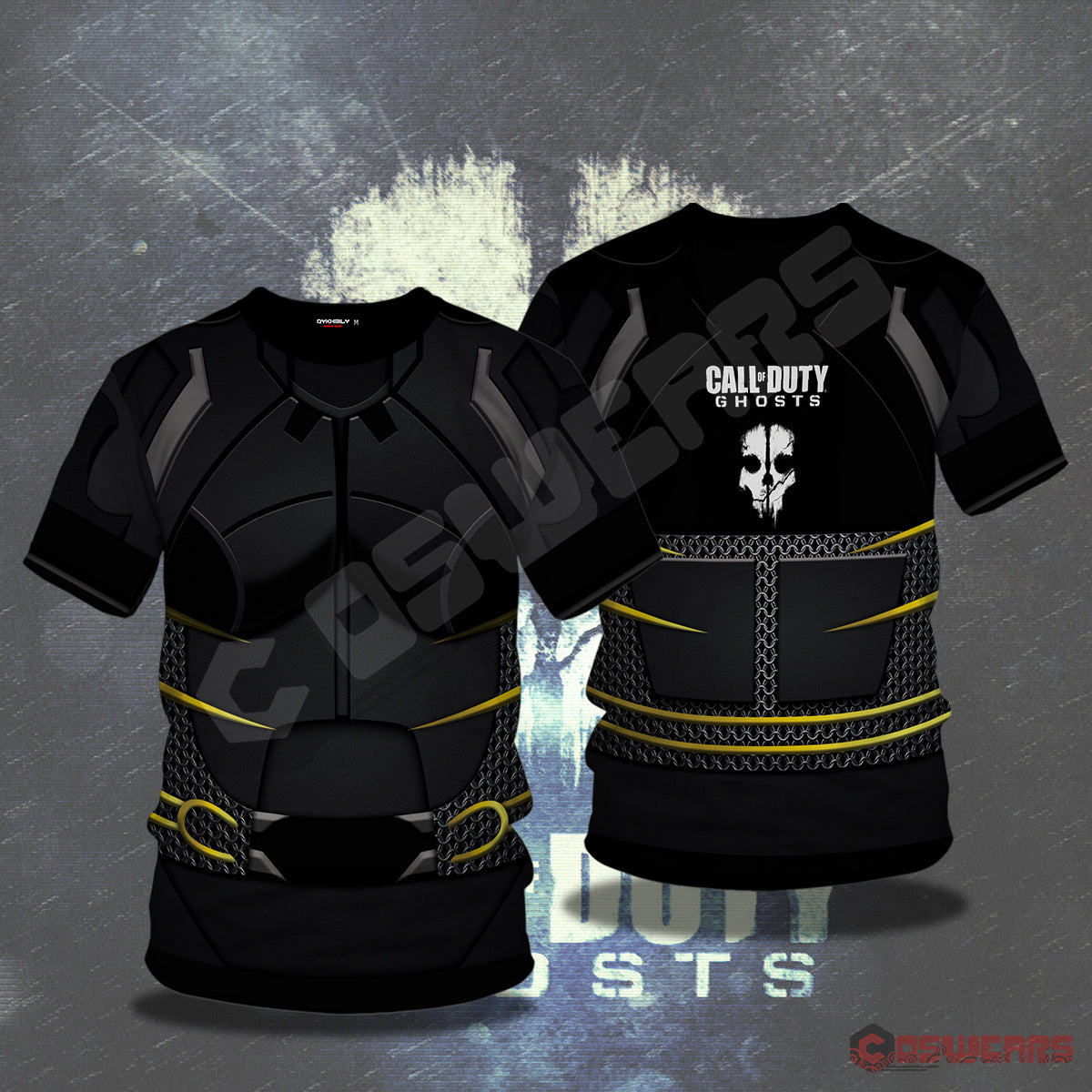 Call of Duty Sneaking Suit Inspired T-Shirt