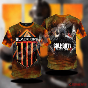Call Of Duty : Black Ops T-Shirt