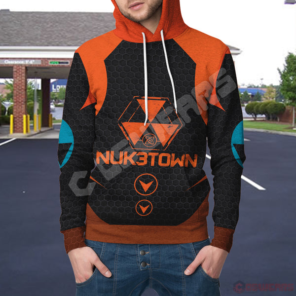 Call Of Duty : Nuke Town Pullover Hoodie