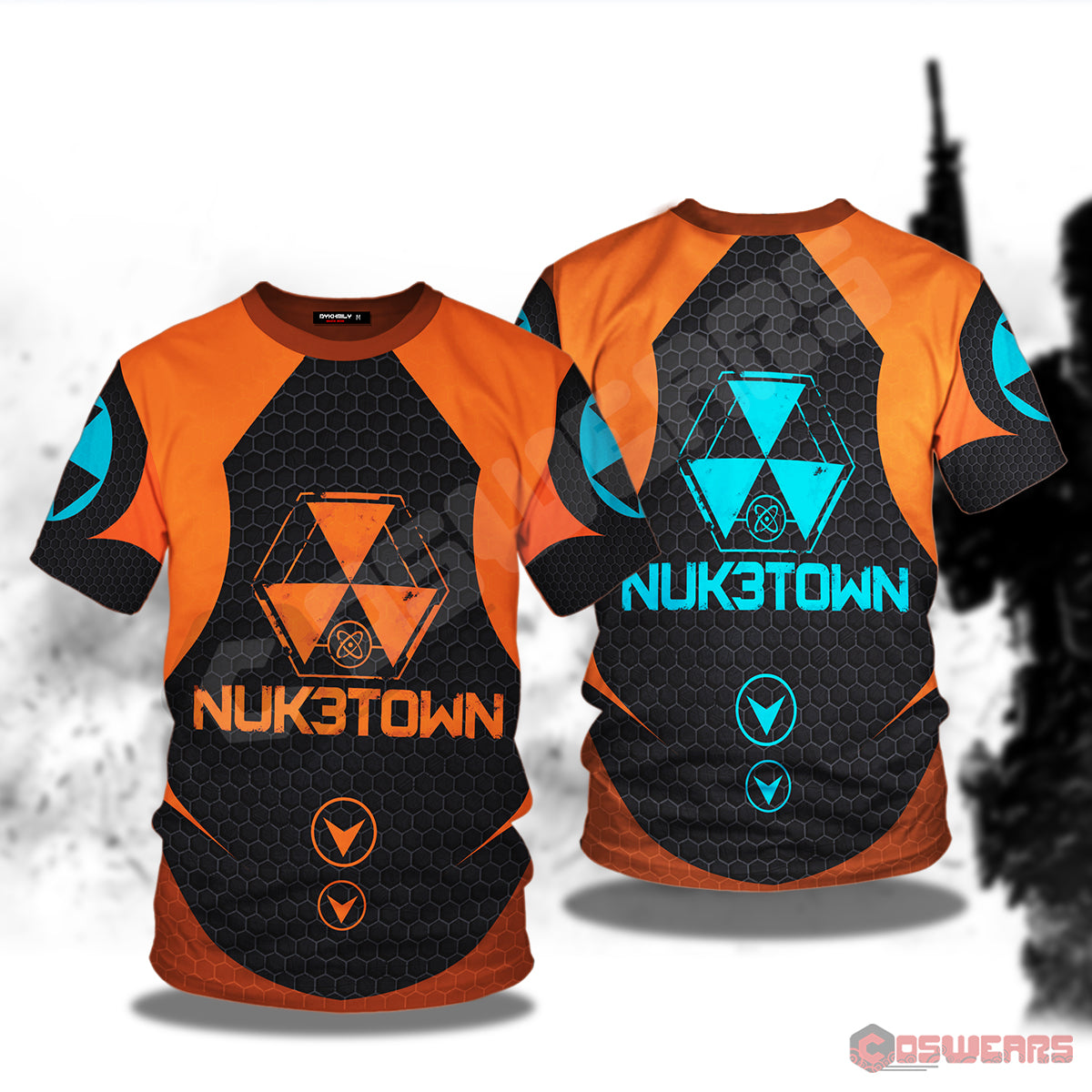 Call Of Duty : Nuke Town T-Shirt
